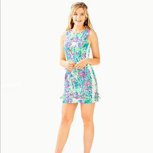 Lilly Pulitzer Multi Snap Back Shift